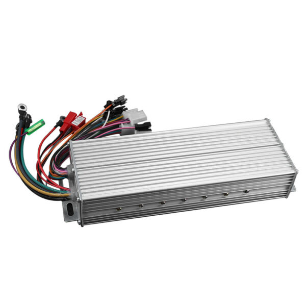 Electric E bike Scooter Brushless DC Motor Speed Controller 48 72V 1500W US $29.10
