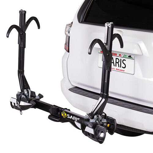 Saris Superclamp Ex 2 Bike Hitch Car Rack with Locks $499.99