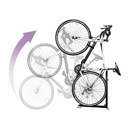 Bike Nook Bicycle Stand Portable and Stationary Space Saving Rack $64.95