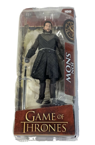 HBO Game Of Thrones John Snow Action Figure Doll 12