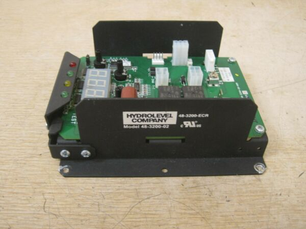Hydrolevel Company 48 3200 02 Smart Hydrostat for Gas Boilers Control Board $59.99