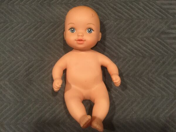Small Water Baby Doll By Lauer Water Baby Doll 9 Inches Long $14.99