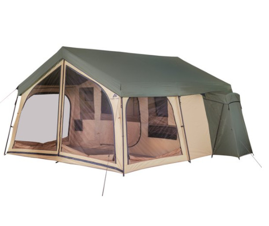 Ozark Trail Camping Tent 14 Person 2 Room Cabin Outdoor Large Family Tent $240.00