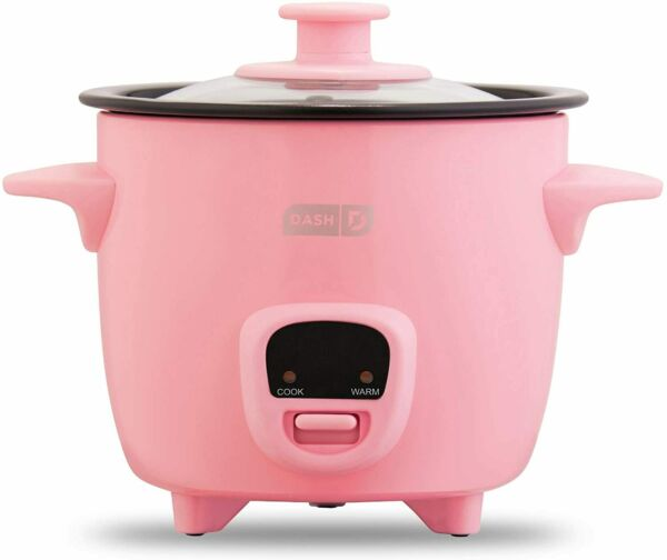 Small Electric Rice Cooker And Food Steamer Non Stick Pot Automatic Keep Warm $26.99