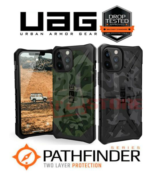 UAG Pathfinder SE Camo For Apple iPhone 12 Pro Max Rugged Case Cover Protective