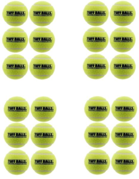 Tuff Ball Bulk Dog Toy 24 Pack Size Small 1.8quot; $28.18