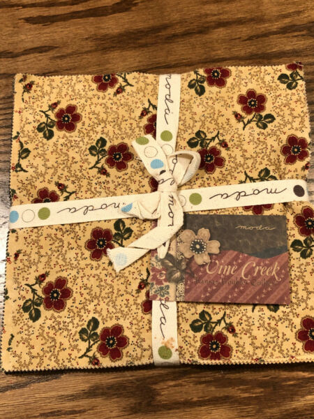 Vine Creek By Kansas Troubles Quilters For Moda Layer Cake