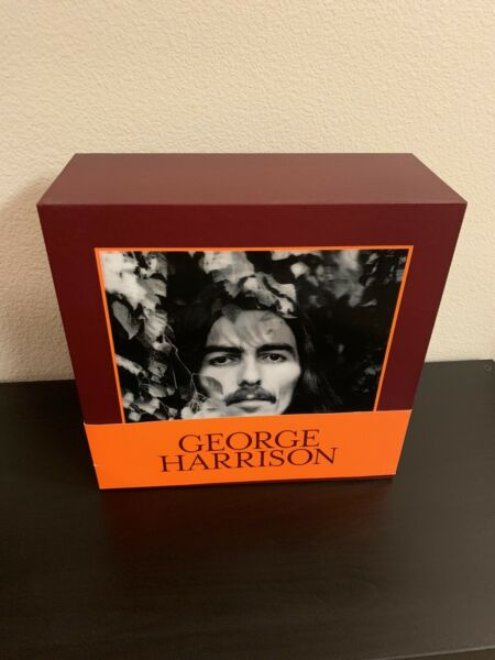 George Harrison Complete Vinyl Collection Mint Nice
