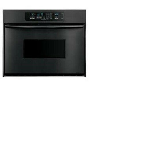 Kitchenaid KEBC177KBL 27quot; Built In Convection Single Electric Wall Oven Black