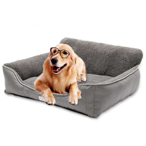 Pet Dog Bed for Medium Dogs X Large for Large Dogs Dog Bed with Machine Washable $26.99