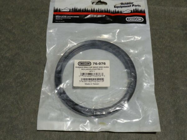 179831 HUSQVARNA snow blower DRIVE DISC RUBBER RING 532179831 585021001