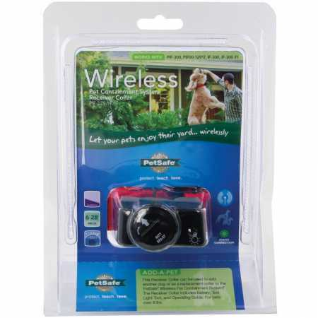 NEW PetSafe IF 275 Wireless Pet Containment System Receiver Collar $90.00