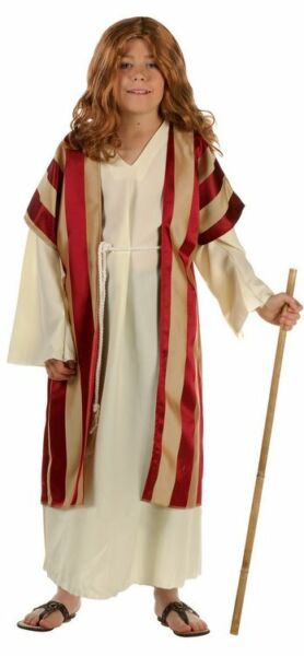 Deluxe Moses Child Costume S Med Large