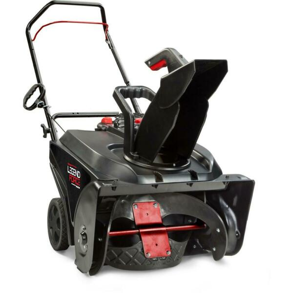 22 in. Single Stage Gas Snow Blower