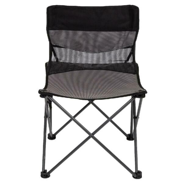 Stansport Apex Deluxe Sling Back Armless Folding Camp Chair Blue $59.52