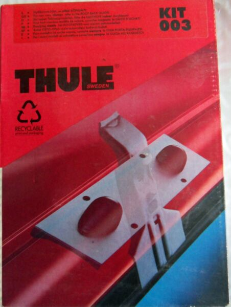 New NOS Thule Rack Fit Kit 003 fits Honda Acura Mazda Free US Shipping $21.00
