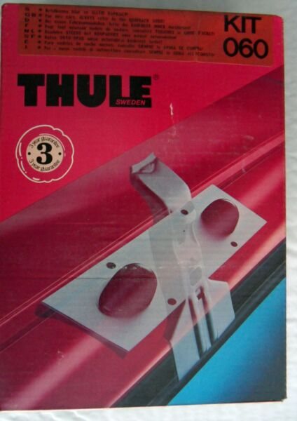 New NOS Thule Rack Fit Kit 060 fits Nissan Truck Pathfinder Free US Shipping $23.33