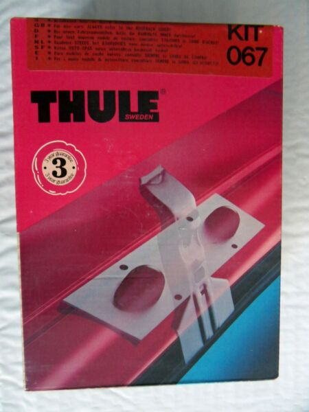 New NOS Thule Rack Fit Kit 067 fits Nissan Subaru Free US Shipping $23.33