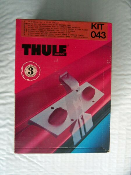 New NOS Thule Rack Fit Kit 043 fits Chevrolet GEO Suzuki Free US Shipping $23.33