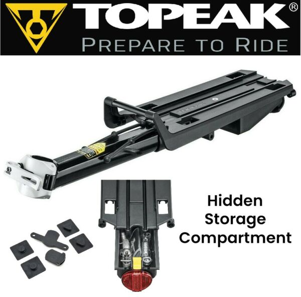Topeak MTX Beam Rack EX TA2103 Rear Bike Bicycle Seatpost Mount Quick Release $39.95