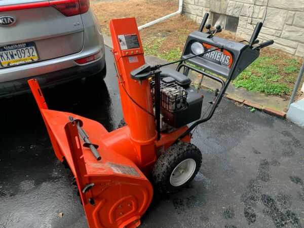 """Ariens 11528 28"""" Two Stage Electric Start Gas Snow Blower"""