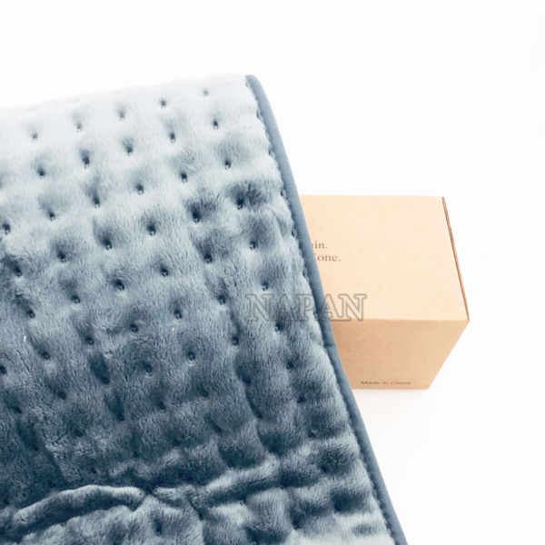 FIR Infrared 12quot; X24quot; Electric Heating Pad Moist Heat Therapy Muscle Pain Relief $26.00