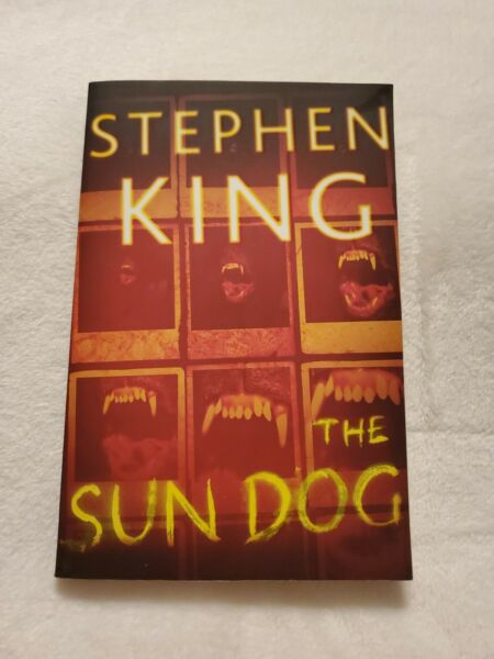 STEPHEN KING quot;THE SUN DOGquot; LIKE NEW $9.99