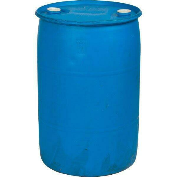 HDPE 55 gal Barrel Drum NO SHIPPING LOCAL PICKUP SF Bay Area 94 Zip Code $1.00