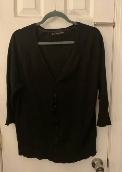 Maurices Misses Plus Sweater Cardigan Size 2XL $10.00