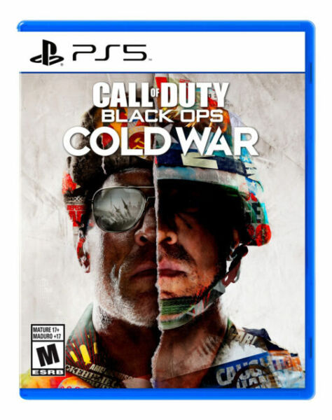Call of Duty: Cold War Gold Camo For Ps4 NOT THE GAME
