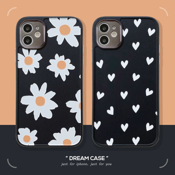 Phone Case Flower Love Cover Shell Skin For IPhone 7 8 Plus XR XS 11 12 PRO MAX $8.66