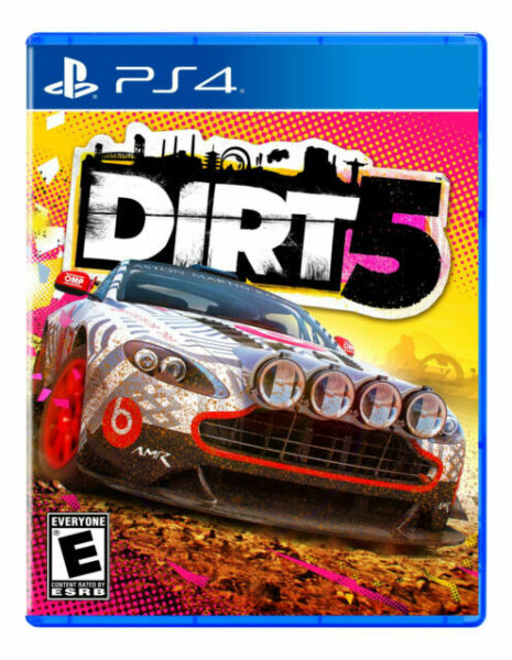 DiRT 5 Standard Edition Sony PlayStation 4 2020 ps4 $39.00