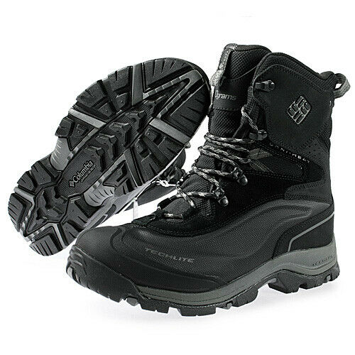MINT Columbia BM1490 WaterProof Techlite Omni Heat 200 grams Boots mens 9 M