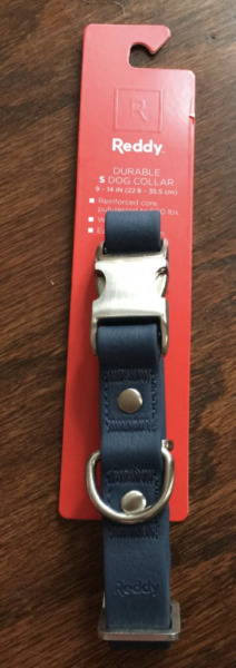 Durable Dog Collar Small Size Dogs 9 14 inch New Blue $14.99