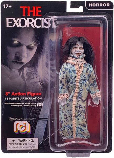 Mego Horror Wave 8 The Exorcist Regan 8quot; Action Figure