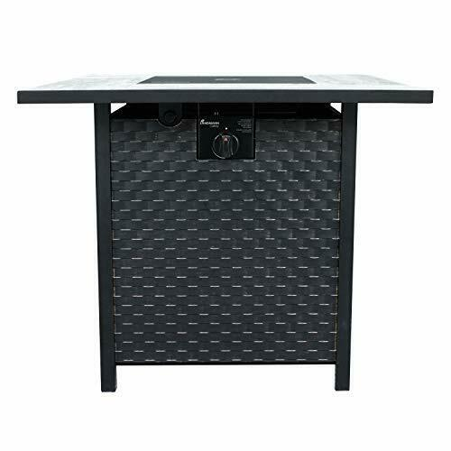 Landmann 22582 Oakley Gas Fire Table