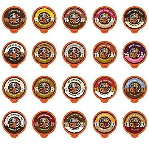 Flavored Coffee in Single Serve Coffee Pods Flavor Coffee Variety Pack for
