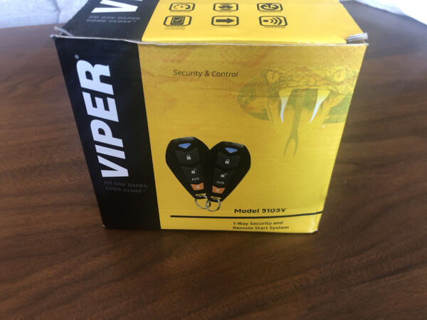 Viper 5105V Car Security System