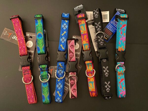 Lupine Dog Collars 3 4 inch $10.99