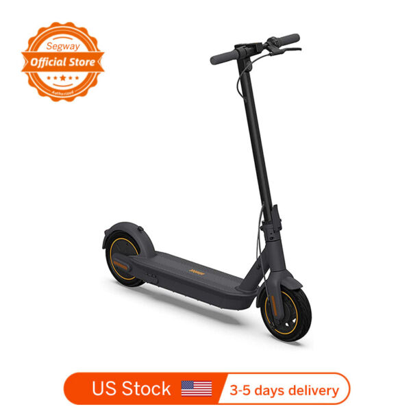 Segway Ninebot MAX G30P Electric Kick Scooter Up to 40 Miles Long range Battery $799.99