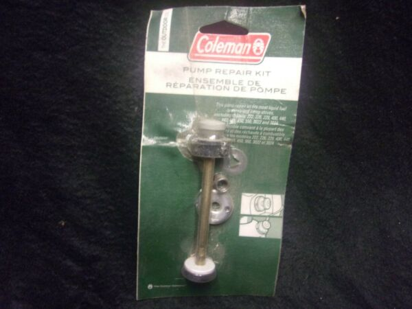 Coleman Pump Repair Kit Replacement Parts Camp Stove Lantern NEW OLD Stock $9.00