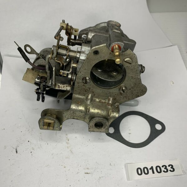 REBUILT 392157 326171 Johnson Evinrude 1981 Carburetor Assembly 35HP Outboard $199.98