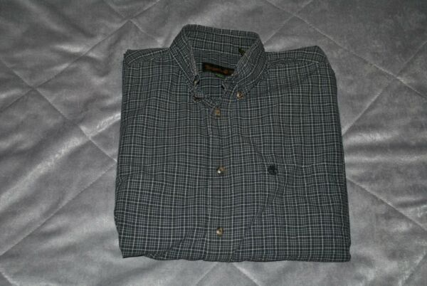 RRP139$ Timberland Original Mens Shirt Size L XL Big Size Ideal Condition XXL $16.90
