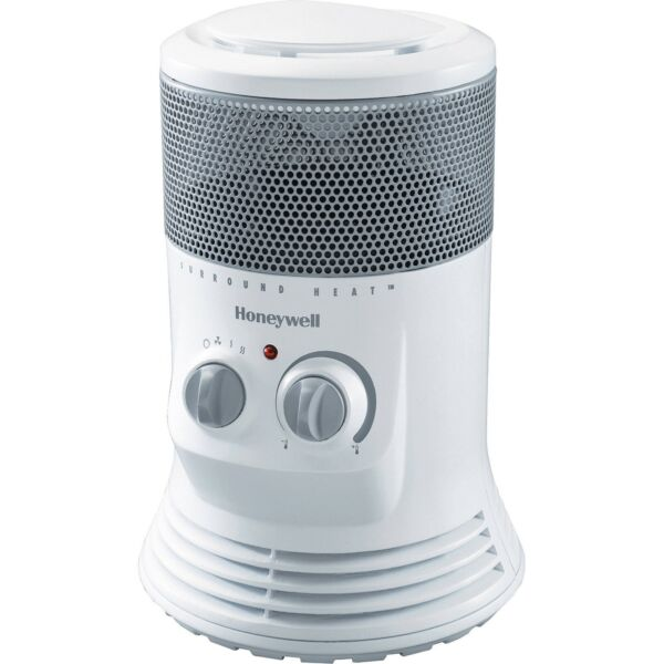 Honeywell Surround Heat Heater Hz 03604u WMT 360 Degree Fan and Heater $38.99