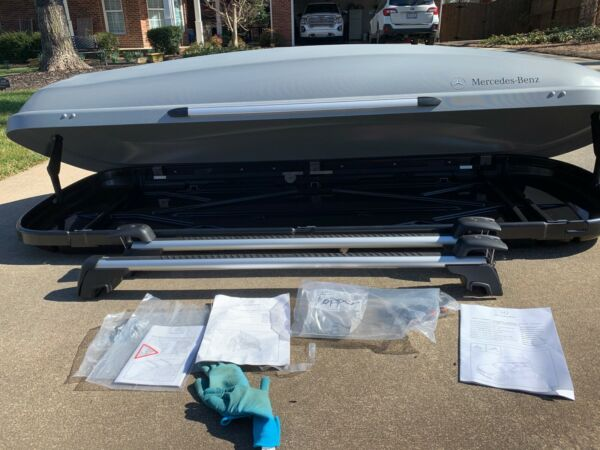 Mercedes Benz Roof Carrier 450 and roof racks Retail Price On Both $1202. $895.00