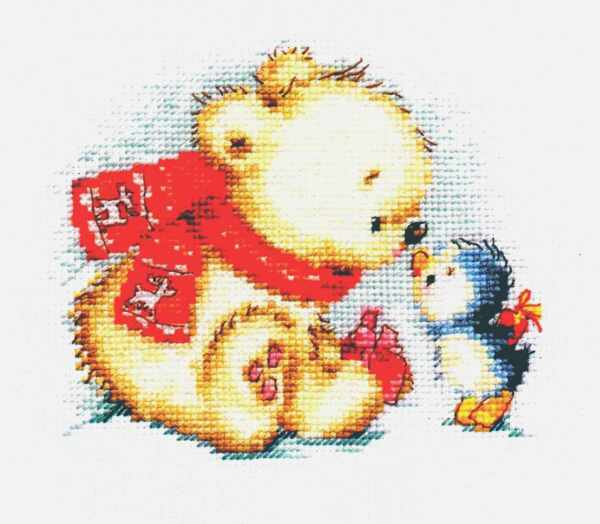 Counted Cross Stitch Kit ALISA 0 121 Most expensive for you $12.50
