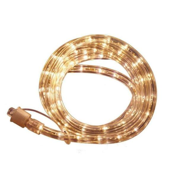 Commercial Electric Outdoor Indoor 24quot; Flexible Integrated LED Rope Light