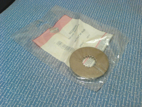 SIMPLICITY MOWER DECK SPINDLE SHAFT SPLINED WASHER.1656927 NEW OEM PART L 15