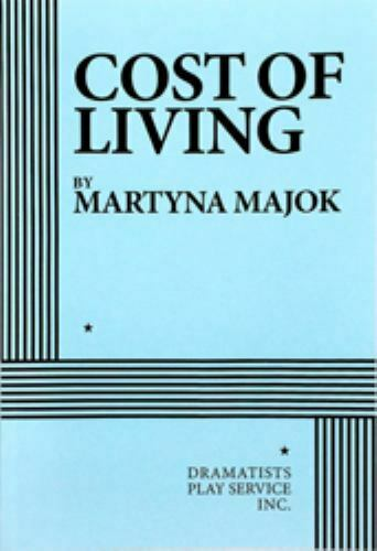 Cost of Living by Majok Martyna $10.40