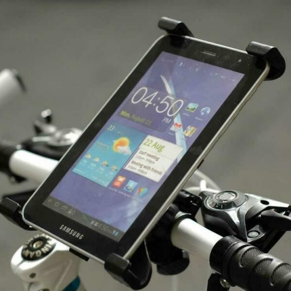 Bike Mounted iPad amp; Tablet Holder amp; Stand $24.55